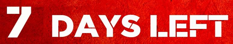 7 Days Left