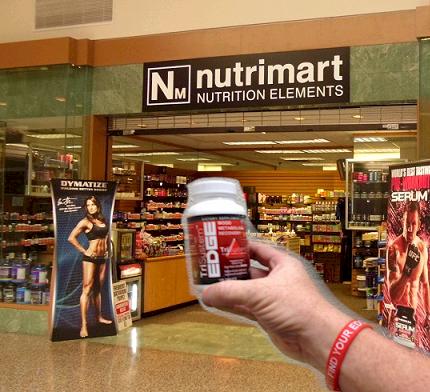 EDGE in Nutrimart
