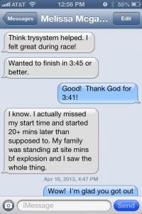 Melissa Text