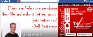 Jeff's Facebook Page