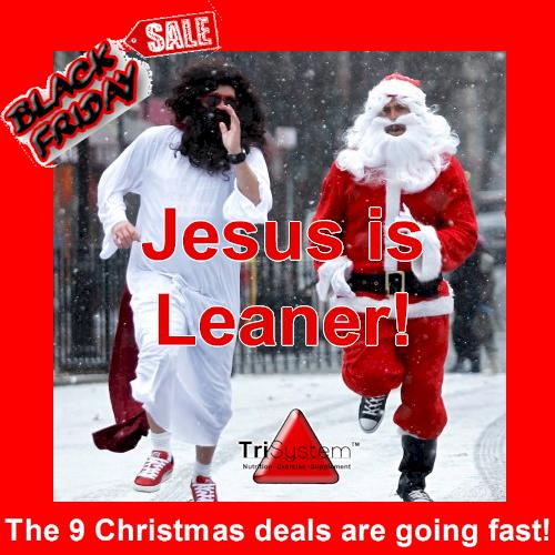 Jesus is Leaner